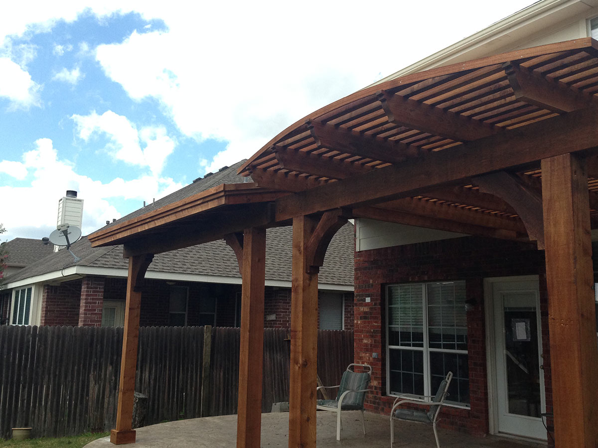 Mckinney Patio Gets Patio Cover Pergola Hundt Patio Covers
