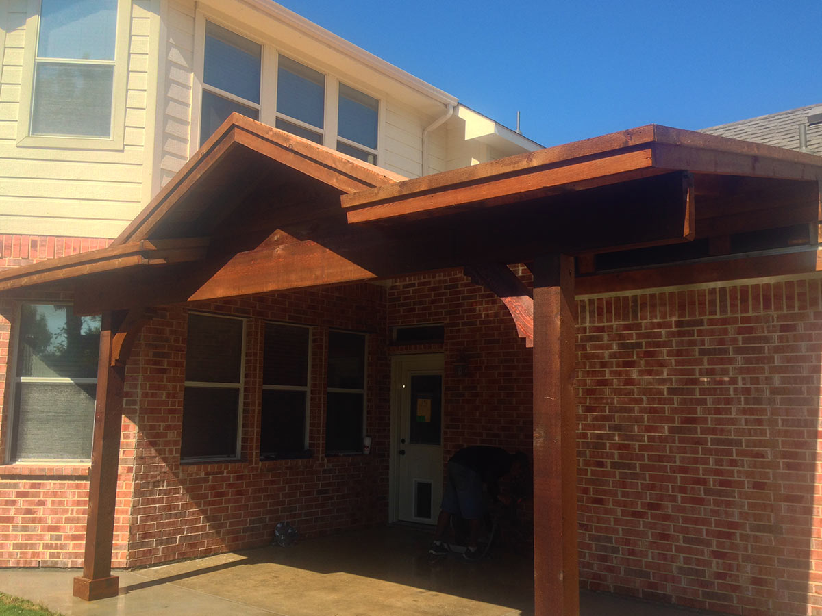 Allen Patio Cover