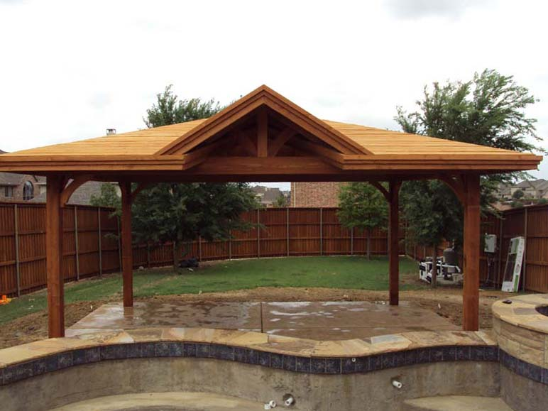 Pool archives hundt patio covers and decks for Build a freestanding patio cover