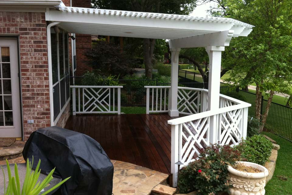 Arbor Deck Irving Railing