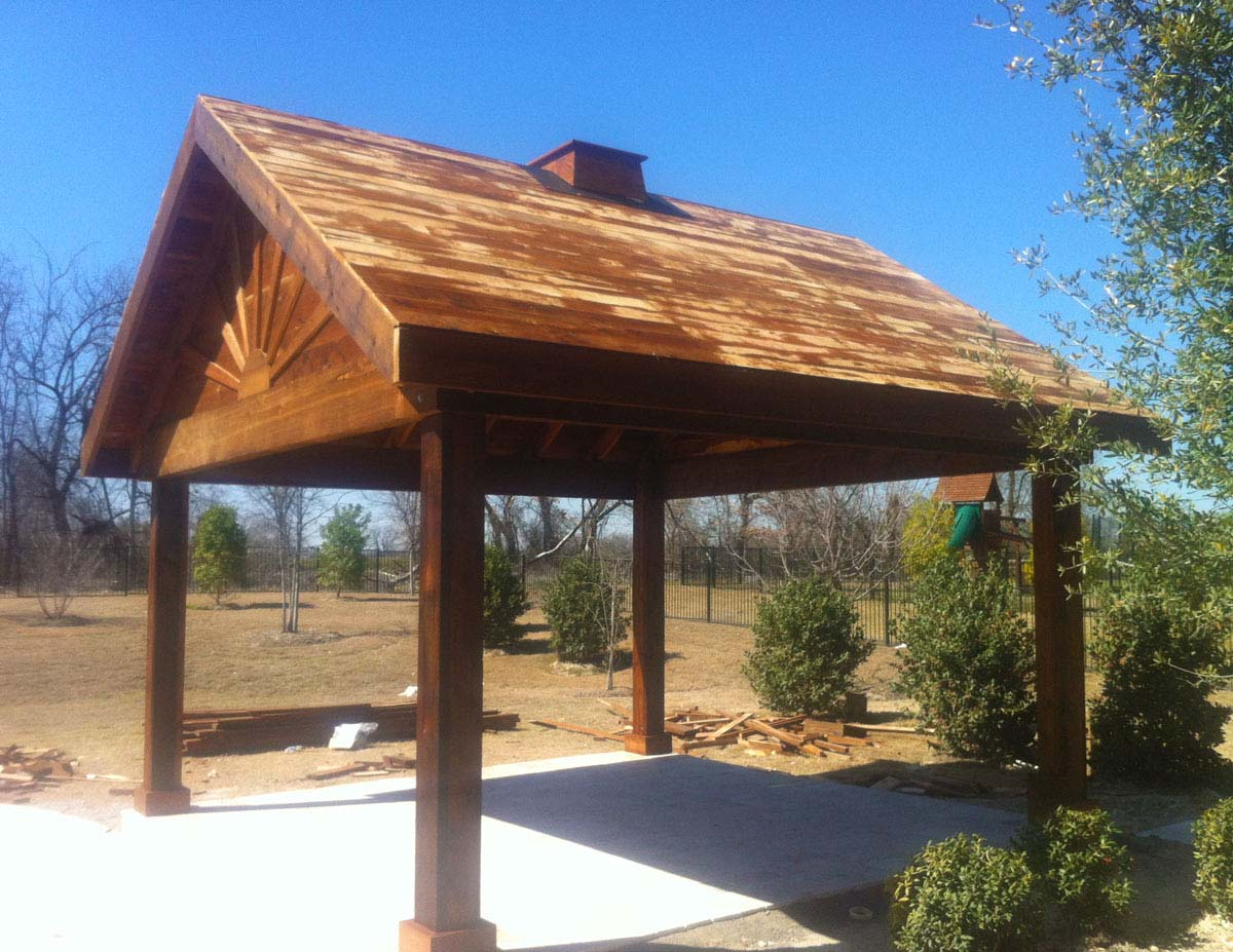Fairview Freestanding Patio Cover