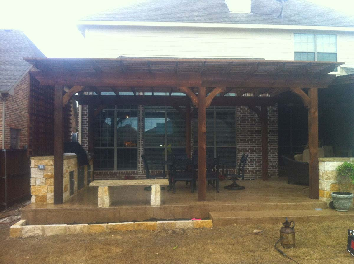 Arbor Freestanding Kitchen McKinney Stone