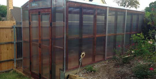 Greenhouse Irving