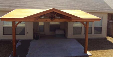 Patio Covers For Comfort